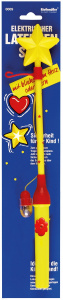 Riethmüller lantern pole star 34 cm yellow/red