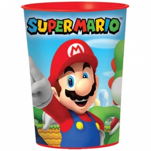 Amscan Super Mario party cup 473 ml each