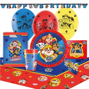 Amscan party package Paw Patrol junior 56 pieces