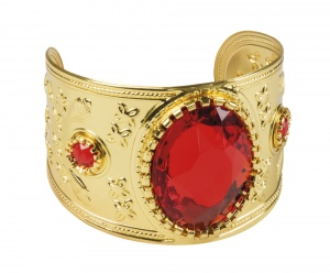 Boland armband Garnet of the Nile dames goud