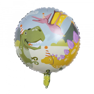 Boland ballon dino junior 45 cm folie