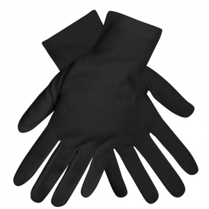 Boland basic black gloves