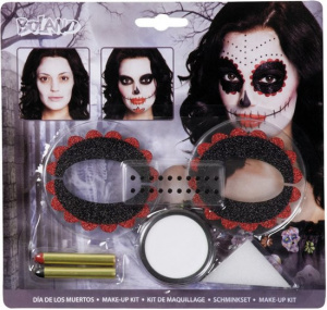 Boland make-up set day of the dead