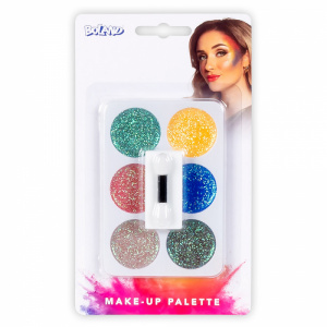 Boland make-up set Glitter 3 pcs