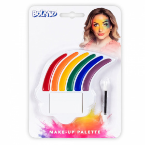 Boland make-up set Regenboog 2 pcs