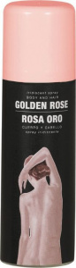 Fiestas Guirca bodypaint spray 100 ml roze/goud