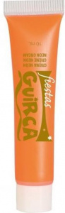 Fiestas Guirca make-up tube waterbasis 20 ml oranje