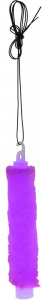 Free and Easy glowstick woolly 15 cm purple 2-piece