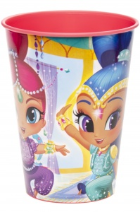 LG-Imports tasse de fête Shimmer and Shine multicolore 260 ml