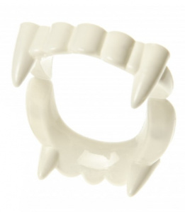 LG-Imports vampire teeth junior 5 x 4 cm white