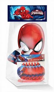 Marvel party package Ultimate Spider-Man red/blue 9-piece