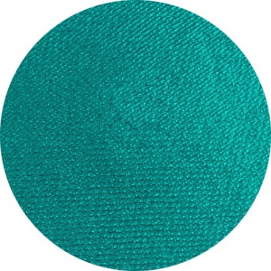 Superstar waterschmink Peacock Shimmer 16 gram groen